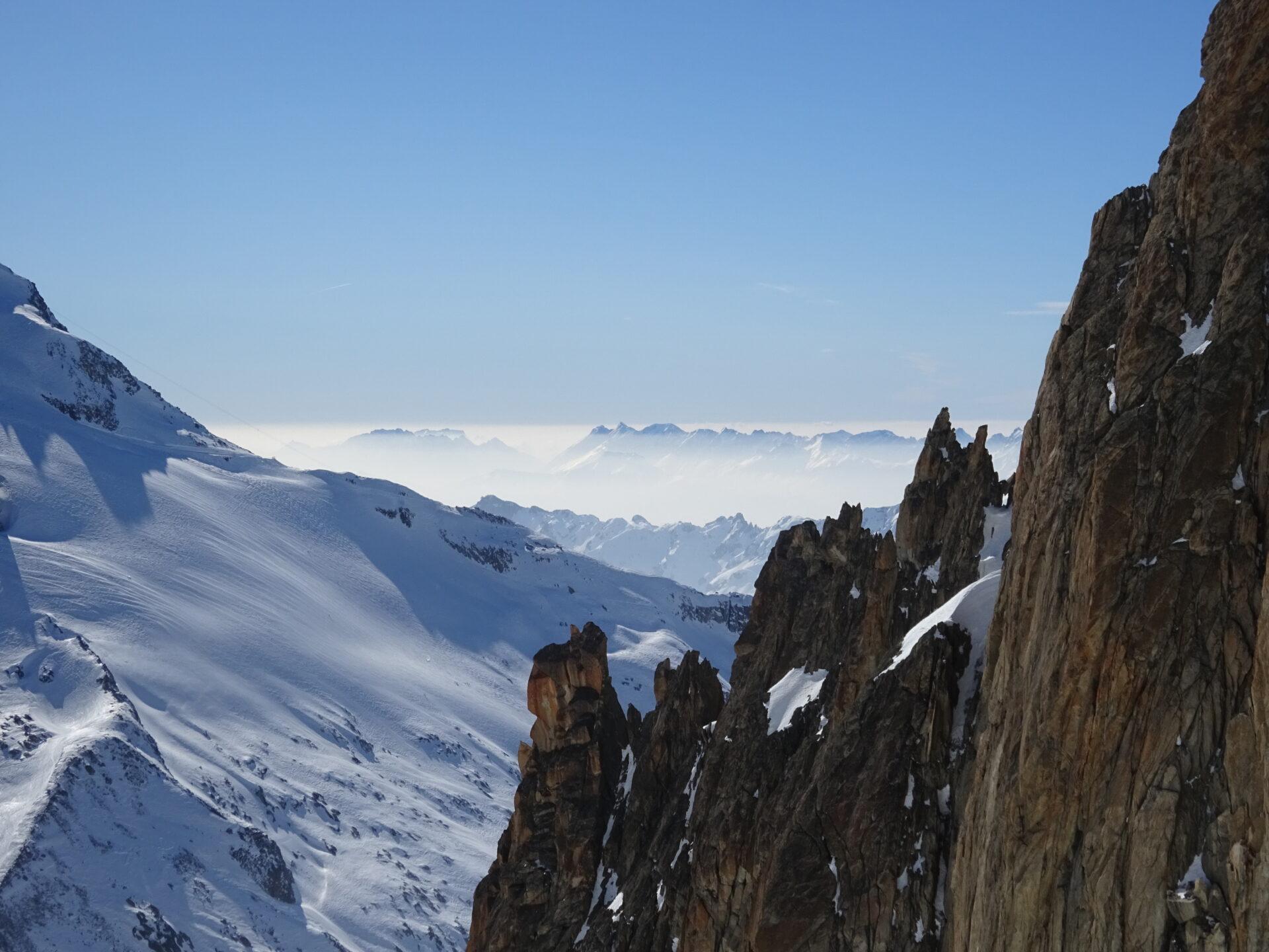 backcountry Chamonix Frankrijk