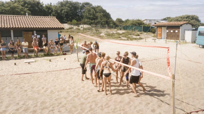 Volleyball met Ripstar