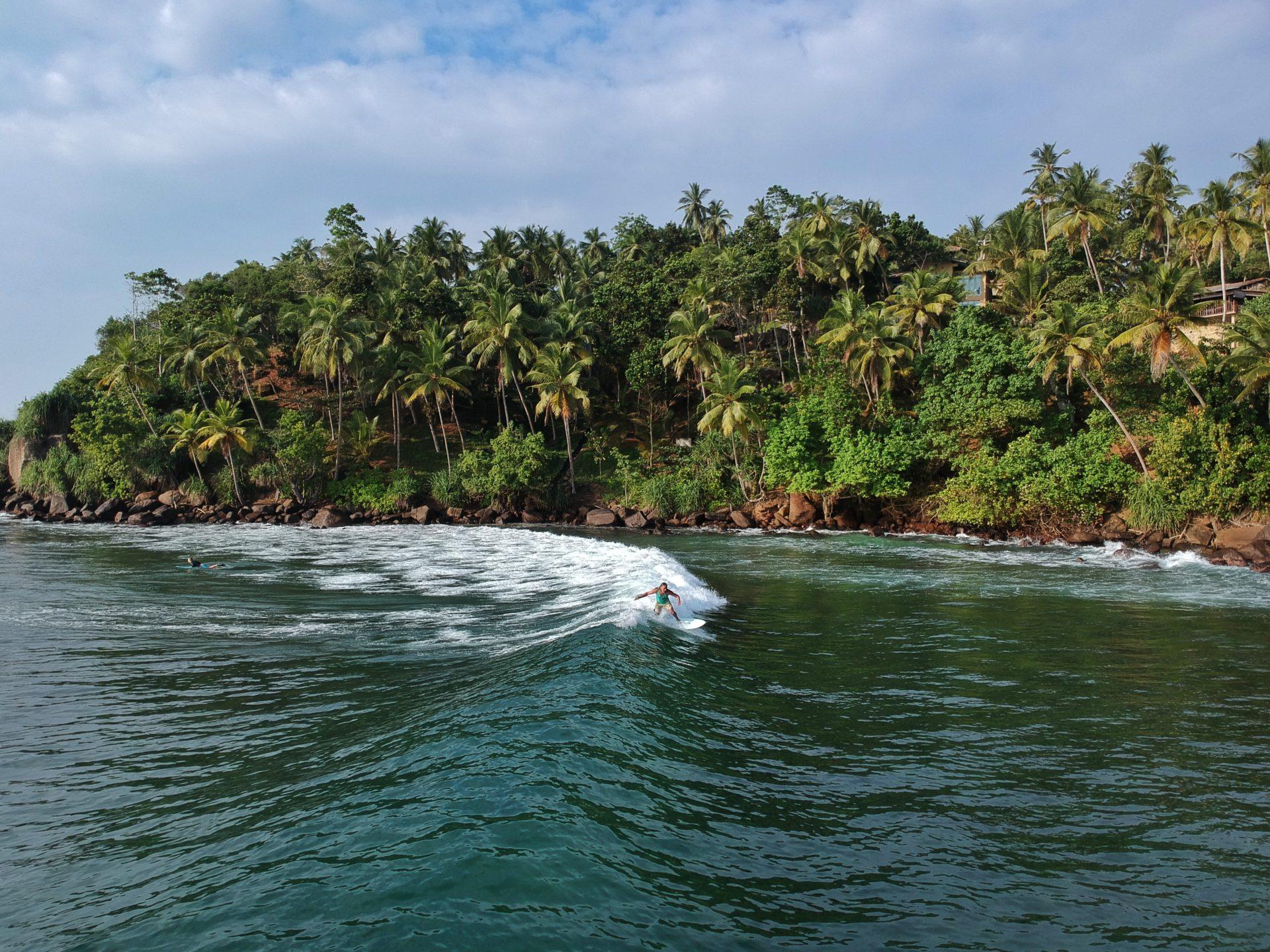 Surfvakantie Sri Lanka: surfen in de tropen!