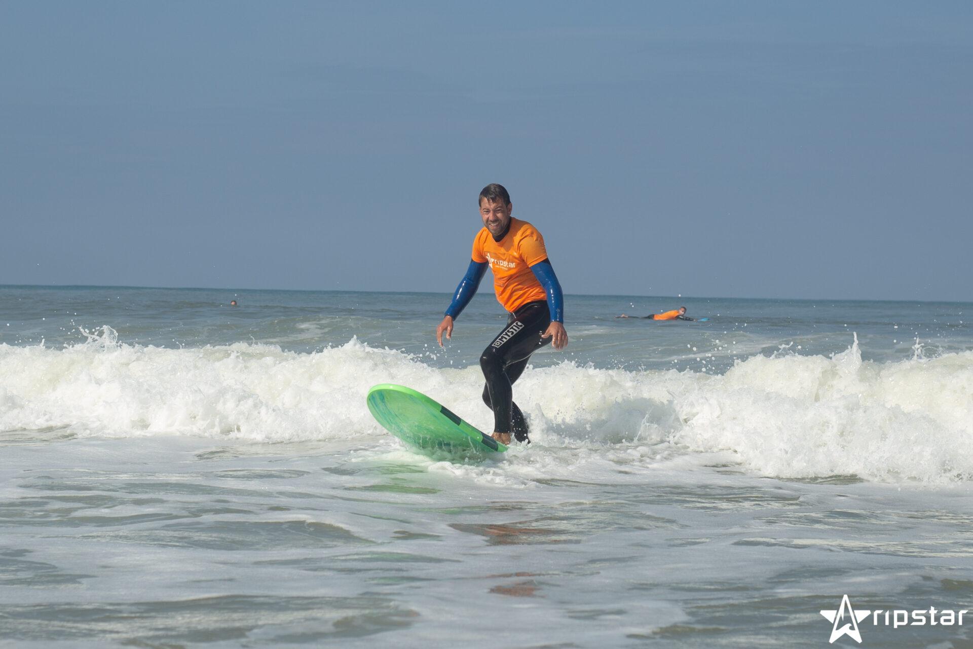 Ripstar Groups: leer surfen met uw bedrijf