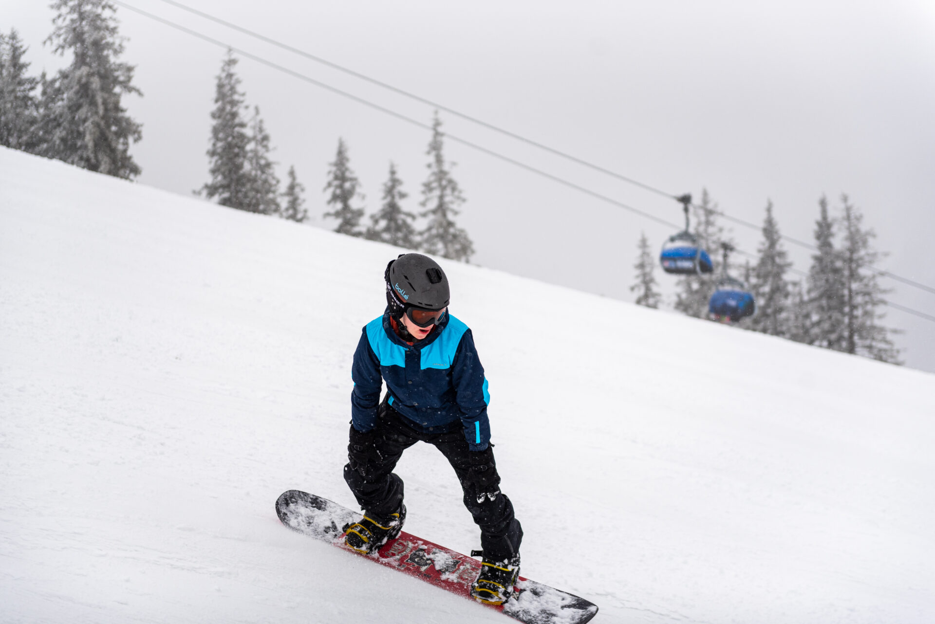 Skiën en snowboarden voor jeugd
