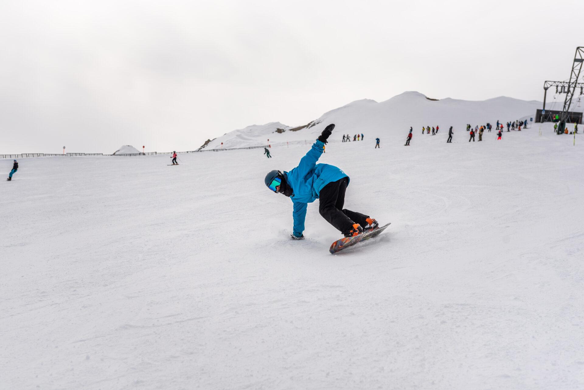 wintersport voor jeugd