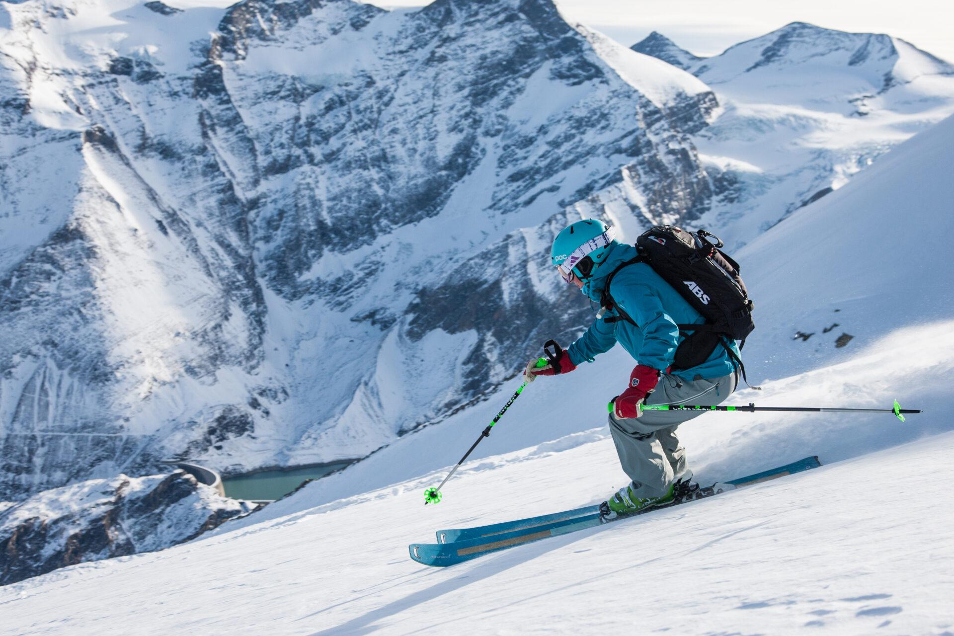 skiën en snowboarden in Livigno