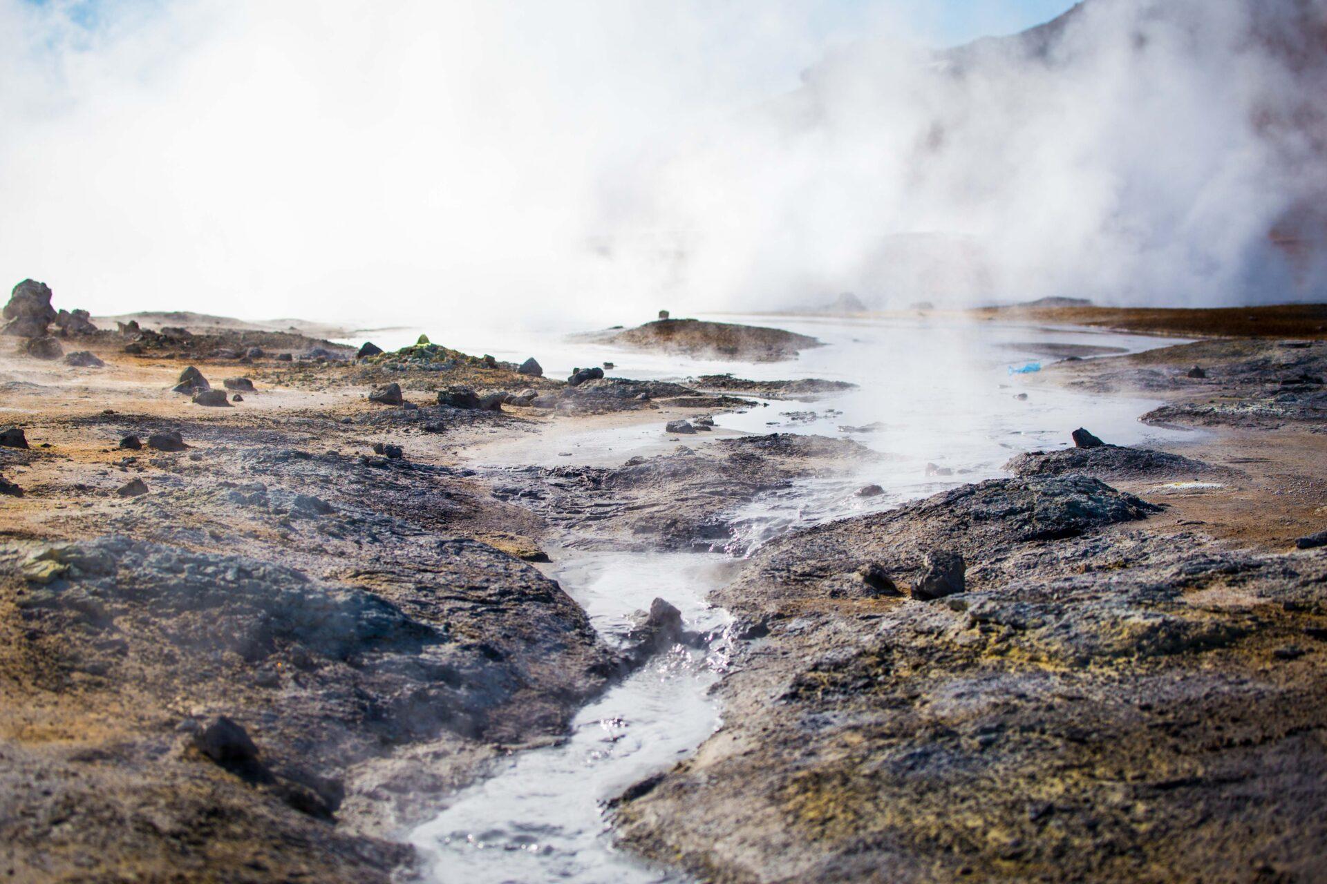 Toeren door IJsland