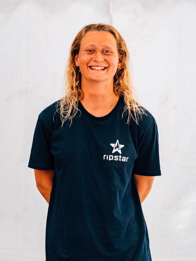 Leanne - Surfinstructeur - Ripstar Family