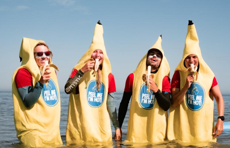 Surf & Family Ameland: leer surfen op het surfcamp op Ameland
