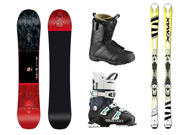 Ripstar Groups: het wintersportmateriaal en assortiment van Ripstar