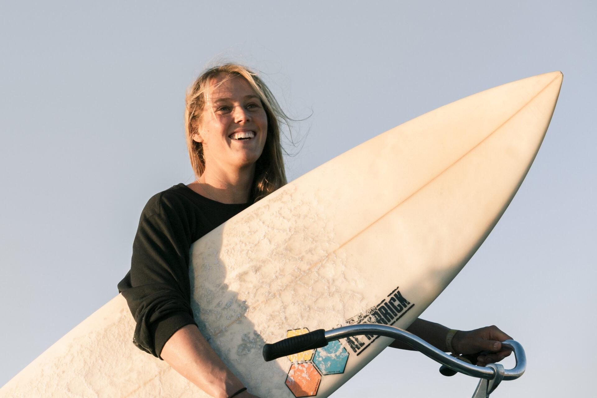 Duurzaamheid: surf wax