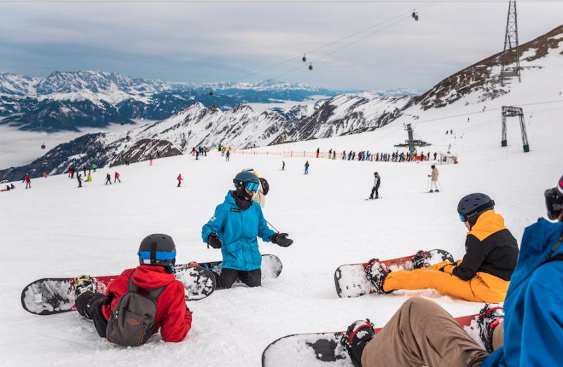 Wintersport voor het gezin