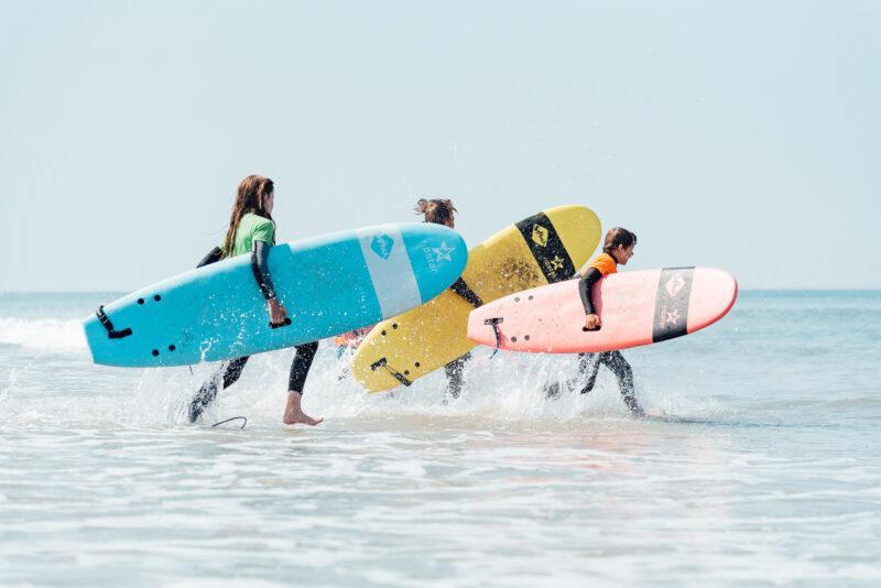 Surf & Family Côte Sauvage