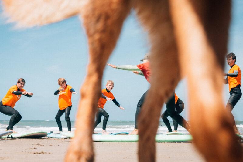 Surf & Family L'Amélie Plage