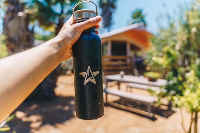Duurzaamheid: rvs-drinkflessen van Ripstar